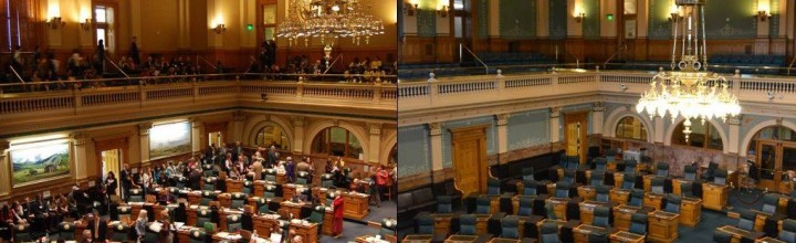 Legislative Session Starts Jan 13