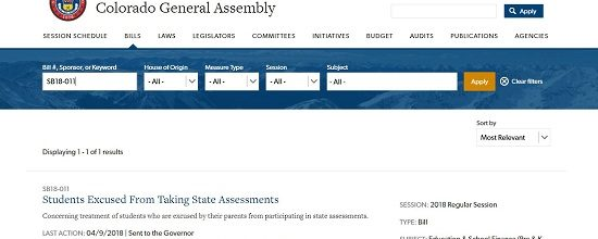Using the General Assembly Website Like a Pro